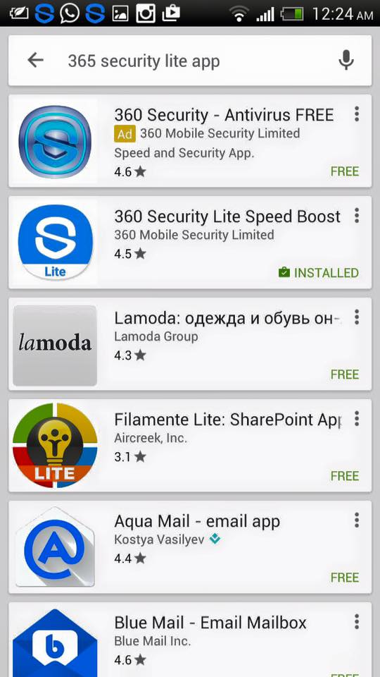 free 360 security app download