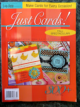 Just Cards Fall Magazine