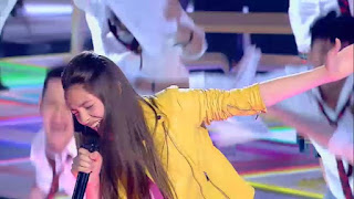 Carmen canta Respect de Aretha Franklin. Final La Voz Kids 2015