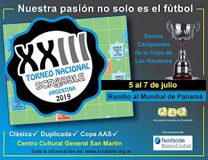 5 al 7 de julio - Argentina