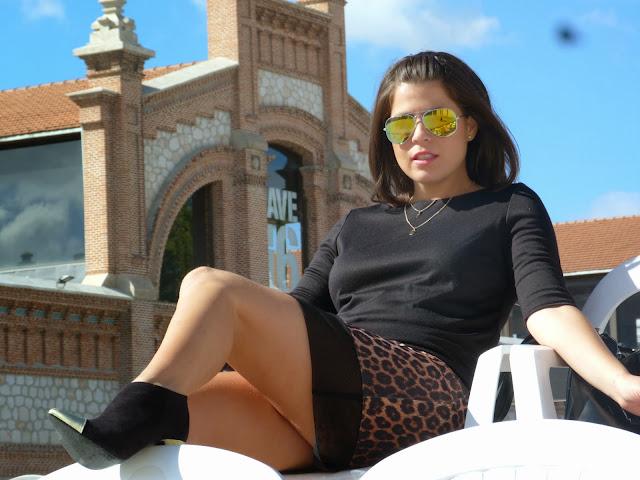 falda leopardo 5