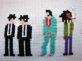 Blues Brothers Elvis Presley Bob Marley