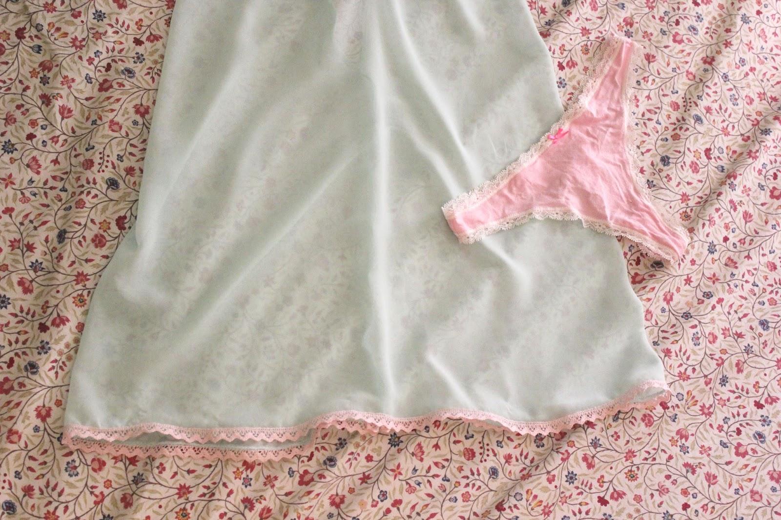 DIY Sexy: Cómo hacer ropa interior para una noche especial. | | Oh ...