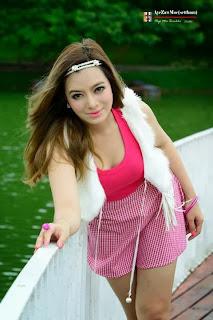 Sexy myanmar model Su Myat Noe Kyaw