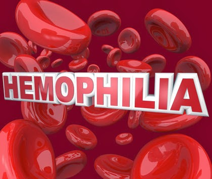 the primary symptom and treatment for hemophilia Treatment includes regular replacement of the specific clotting factor that is reduced symptoms signs and symptoms of hemophilia vary,.