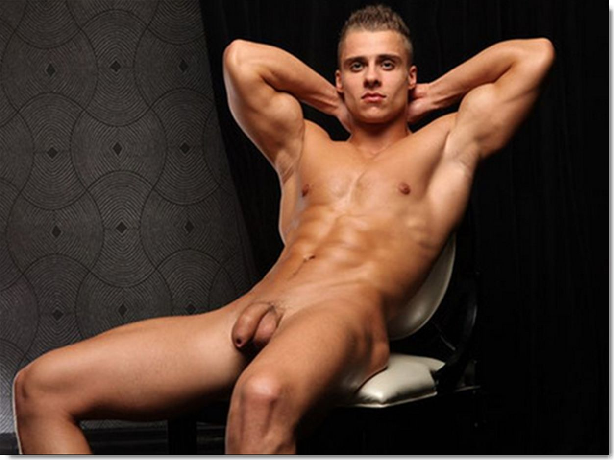 shaved nude male models