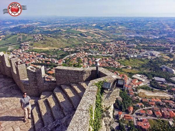 San Marino - Rocca Guaita
