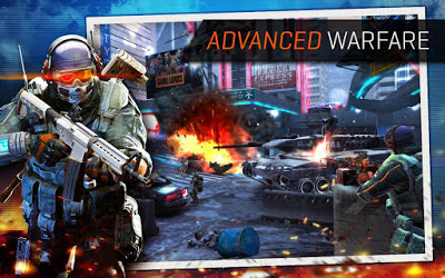 Game Android Frontline Commando 2 Mod+Apk v3.0.2 (Unlimited Money)