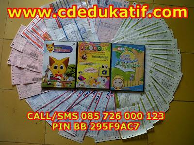 CD Interaktif - CD edukatif - CD Interaktif anak - CD edukasi - CD Pembelajaran