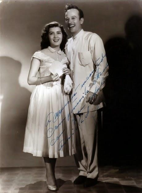 Pedro Infante e irma Dorantes