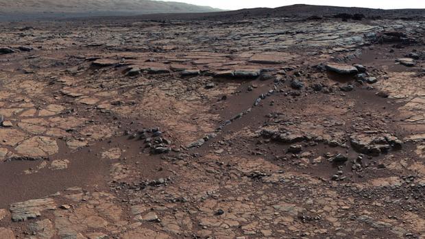 Marte pudo ser igual que Groenlandia