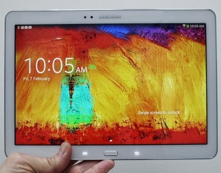 Samsung Galaxy Note 10.1 Has Come 2014