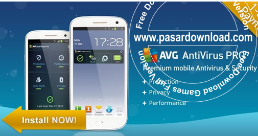 Download AVG AntiVirus Security 2014 v3.6 For Android