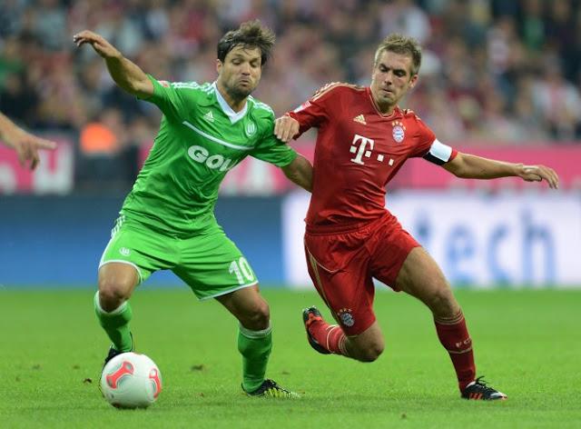 Wolfsburg vs Bayern Munich cách vào 12bet