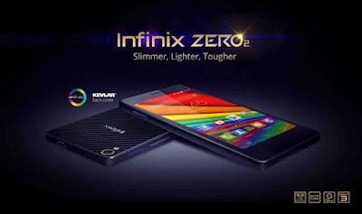 Spesifikasi dan Harga Smartphone Terbaru Infinix Zero 2