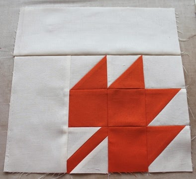Sew Lux Fabric : Blog: Modern Maple Leaf Pillow Tutorial