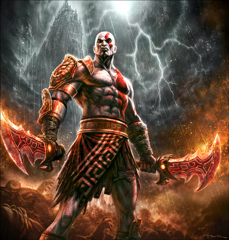 God of War, PS3, God of War 4, console, gaming, action games, video games, Future Pixel, rumors, gaming rumors