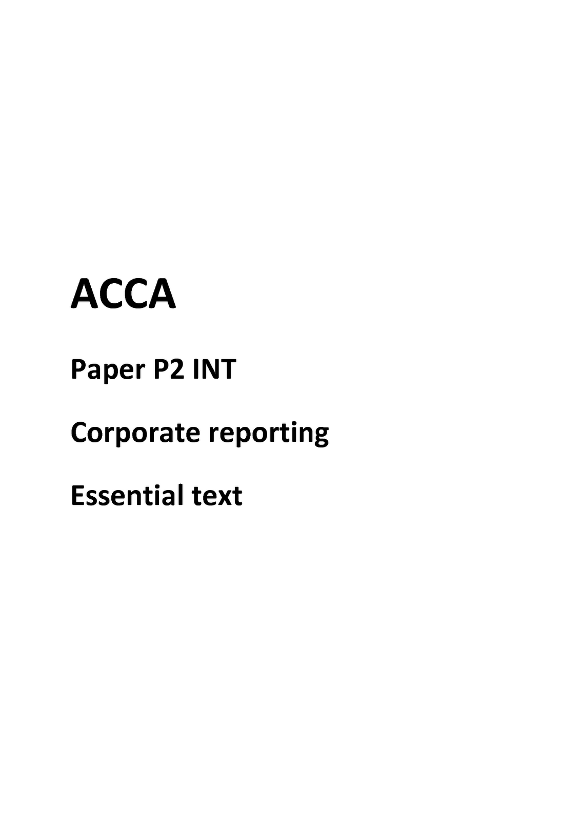 Acca Books Free Download http://accountantpk.blogspot.com/2011/12/book-acca-p2-corporate-reporting-kaplan.html