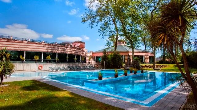 Hoteles para ni os solares cantabria hotel balneario for Piscina solares