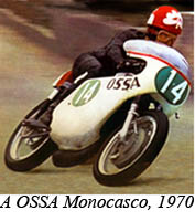 Moto - Ossa Monocasco Racing