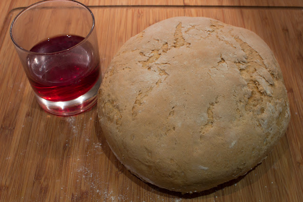 Pan payés terminado