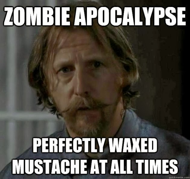"""End Of The World Blog: """"The Walking Dead"""": So Many Memes, So Little ... You Gonna Learn Today Meme"""