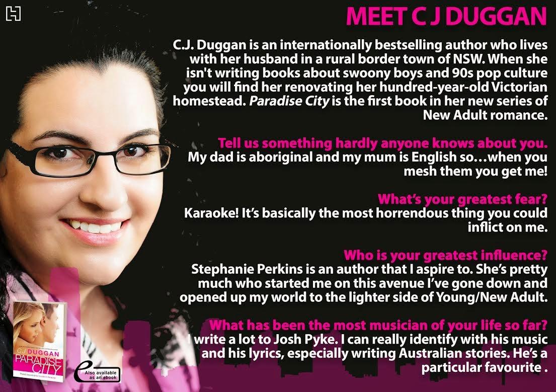 Meet CJ Duggan