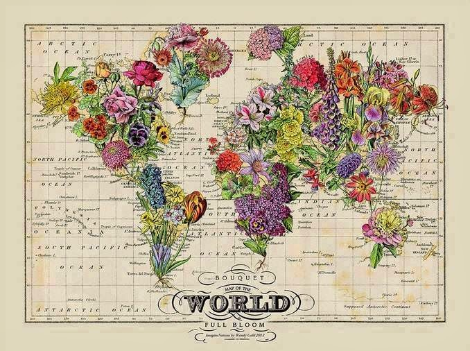 Цветочный мир)