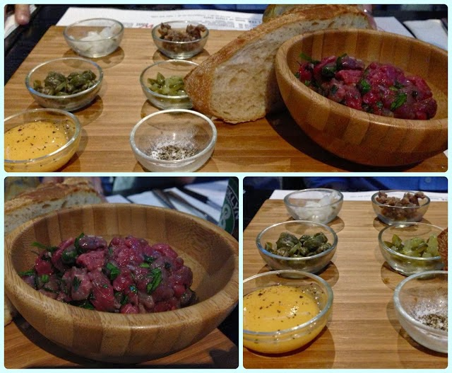 DIY Steak Tartar