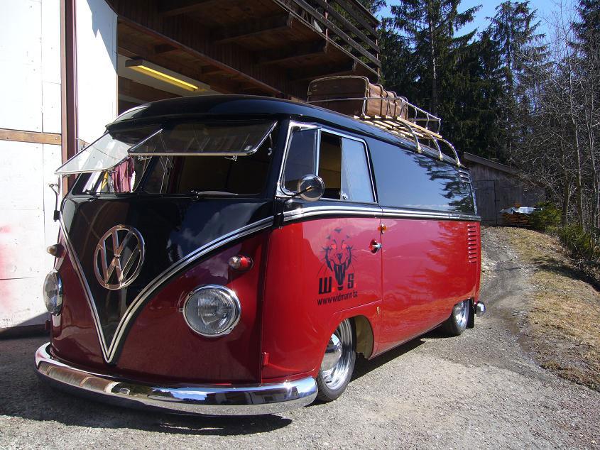 Coolest Vw Panel Vw Bus Wagon