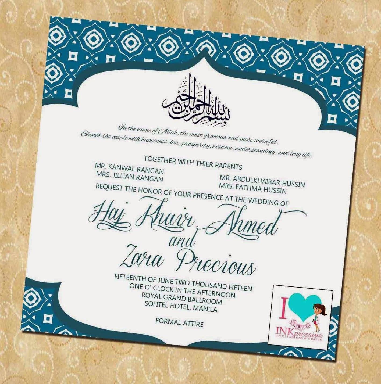 Download Desain Undangan Pernikahan Terbaru 2015