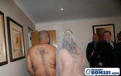 Perkahwinan Terlanjang bogel