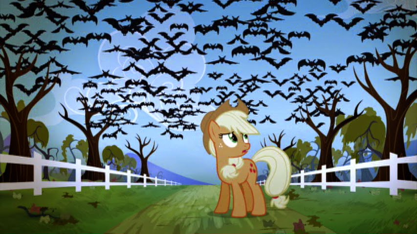 Fun Clips from My Little Pony-Friendship is Magic: Spooktacular Pony Tales on DVD