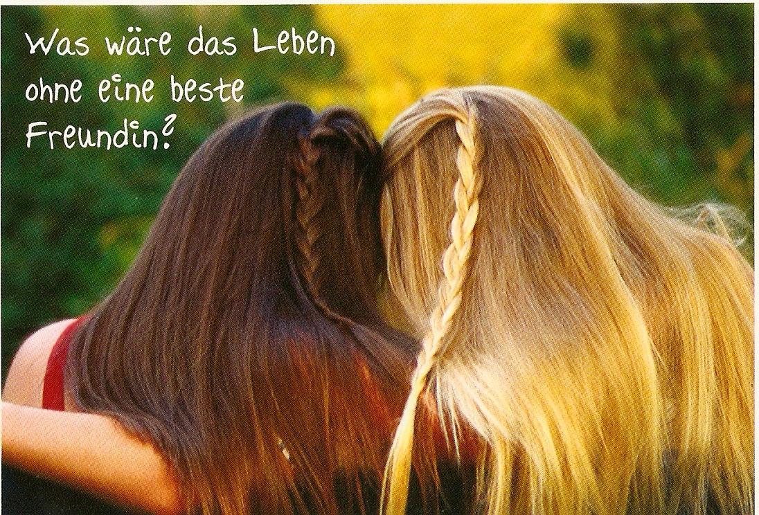 Beste freundinnen und freunde