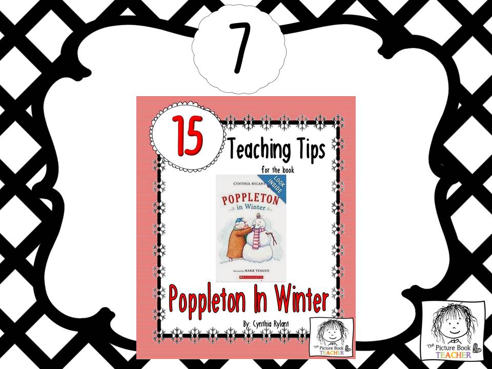 Poppleton in Winter Teaching Tips