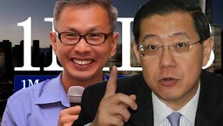Debat 1MDB: DAP setuju Tony Pua diganti