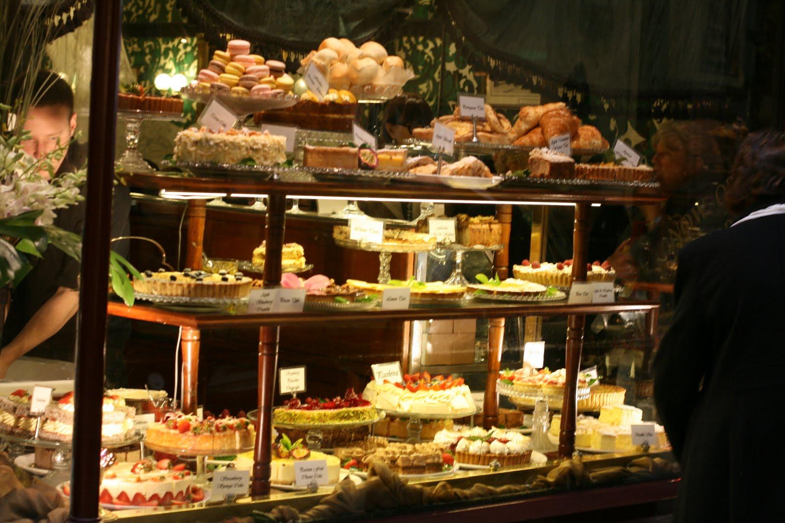 Greek Cake Shop Melbourne Cbd