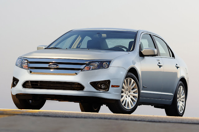 Cars Ford Fusion Hybrid (2010) Photo Gallery Wallpapers