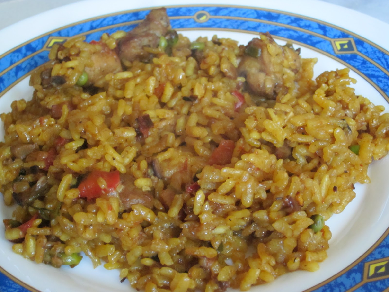 Arroz Con Pollo Recipes — Dishmaps