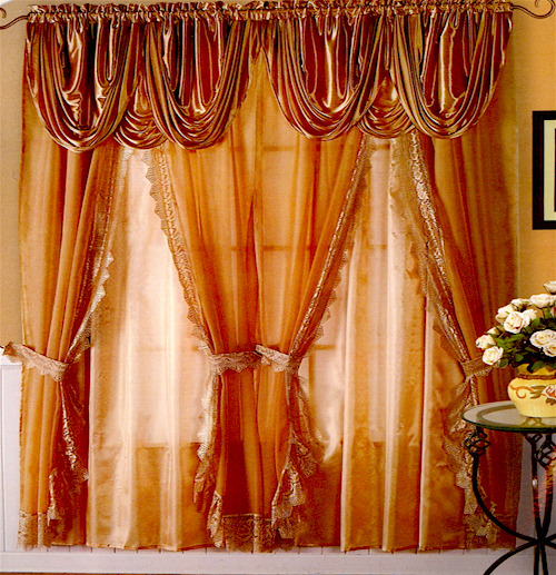 The Best Way To Make Curtains With Attached Valances