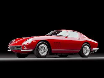1967 Ferrari of Miles Davis