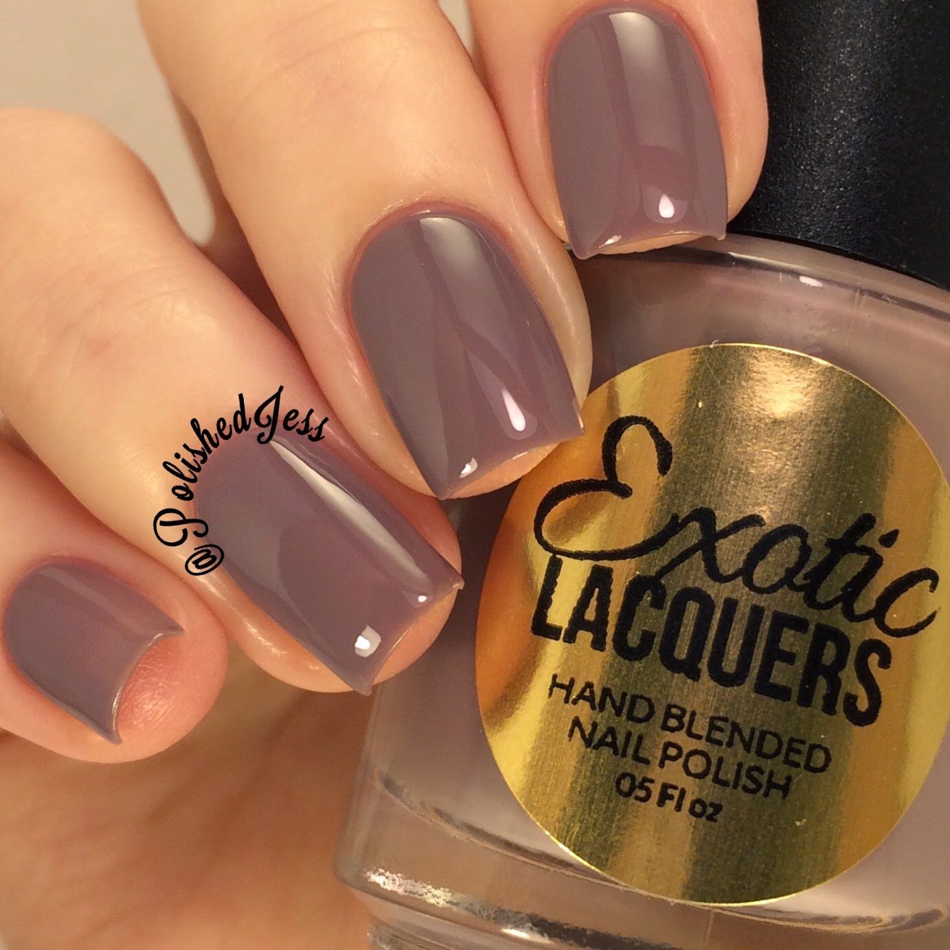 Polished Jess : Exotic Lacquer - The Pastels Collection