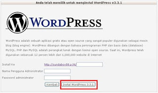 website dengan hosting gratis