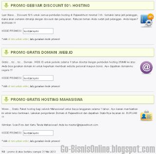 Discount Rajawebhost.com