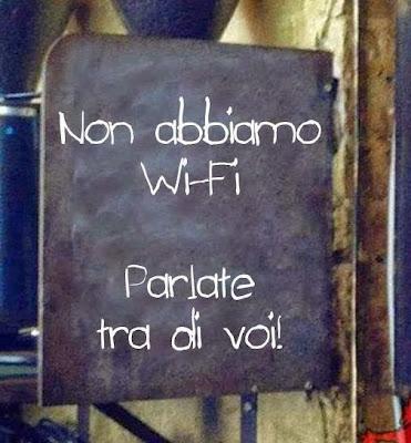 надпись на итальянском