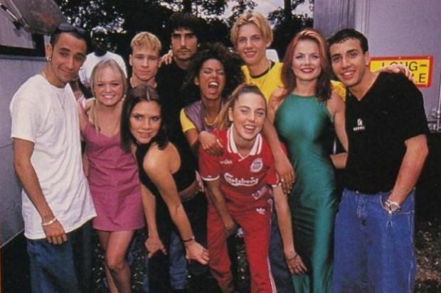 Miembro de los Backstreet Boys confirma gira en conjunto con las Spice Girls.