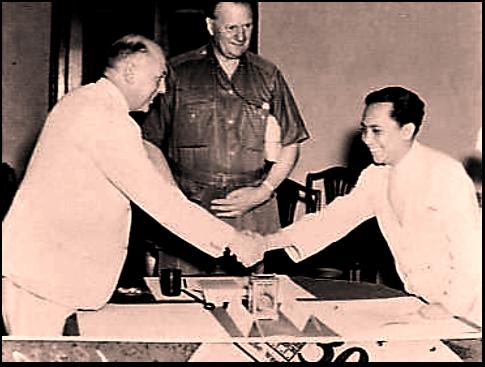 Isi Perjanjian Linggarjati dan Tujuannya Perjanjian