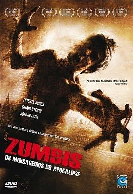 Filme Poster Zumbis - Os Mensageiros do Apocalipse DVDRip XviD Dual Áudio & RMVB Dublado