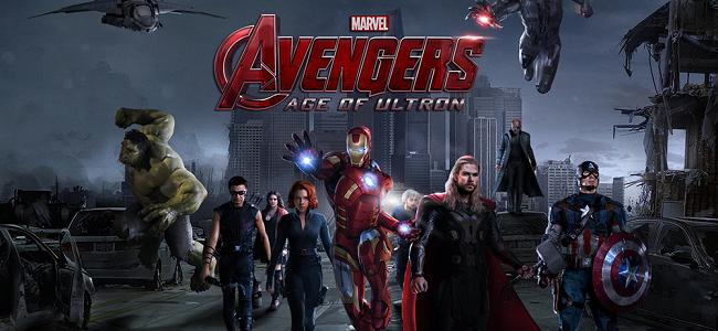 Los Vengadores, la era de Ultron