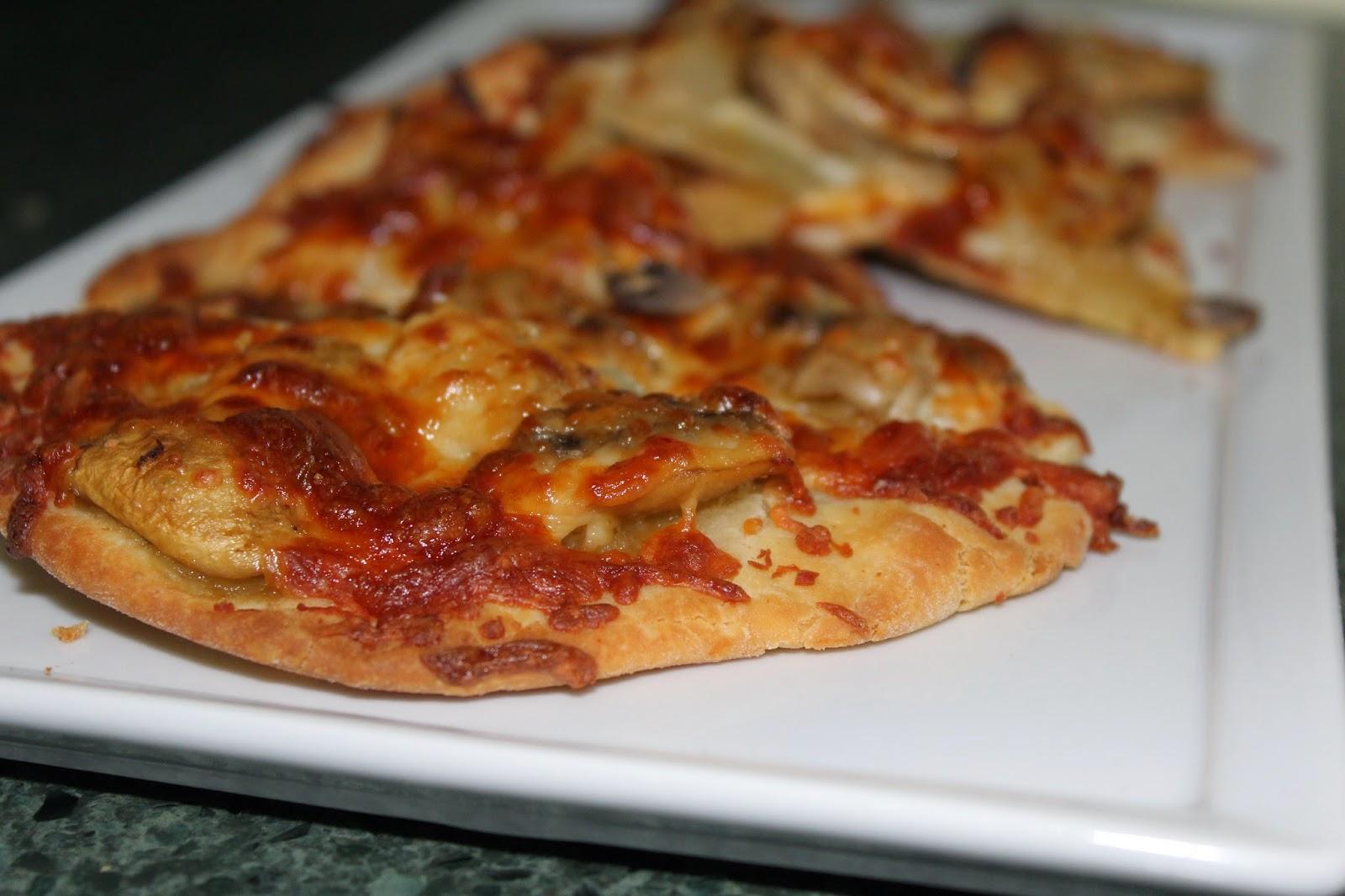 Parmesan Flatbread